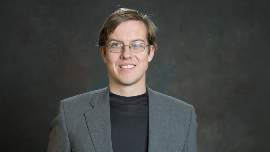 Benjamin Peters, autor de 'How Not to Network a Nation' (Imagen: cedida por Benjamin Peters)
