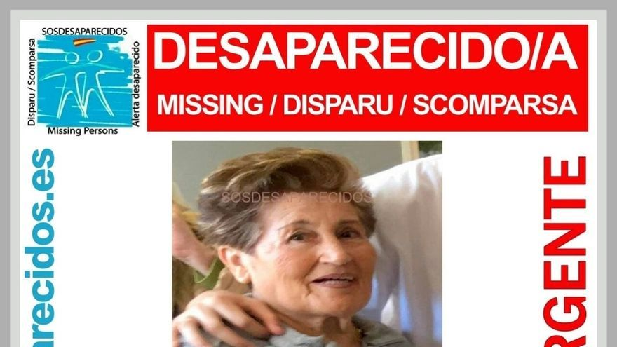 Localizada en buen estado la mujer de 81 años desaparecida en Villacarriedo