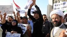 El sur de Irak se alza contra la corrupción y reclama su parte de los fondos del petróleo