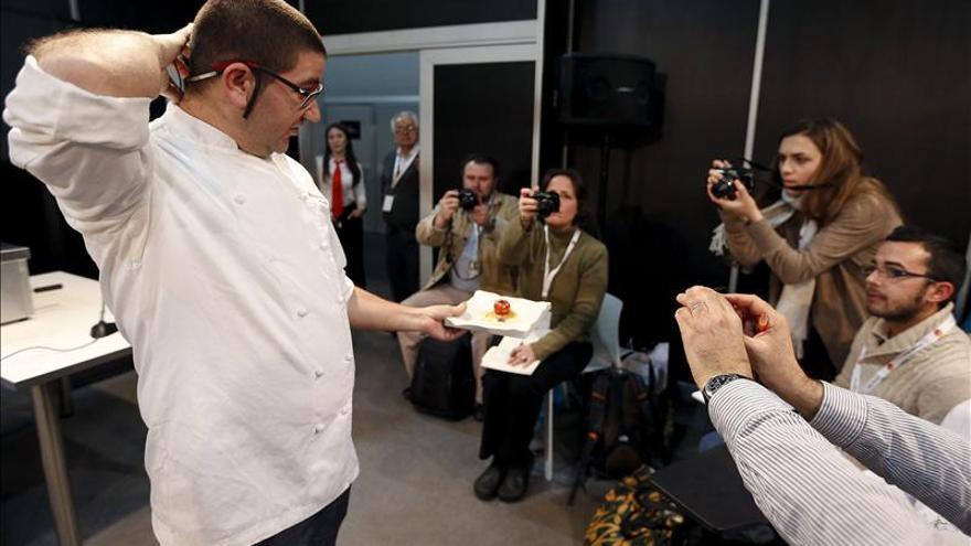 """Madrid Fusión 2013 recibió más de 10.000 visitantes en una edición """"atípica"""""""