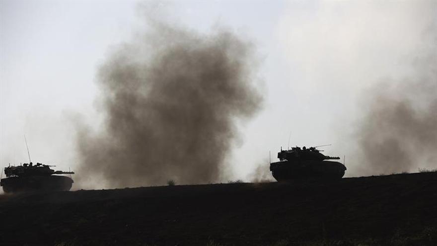 Facciones rebeldes derriban un helicóptero militar sirio cerca de Damasco