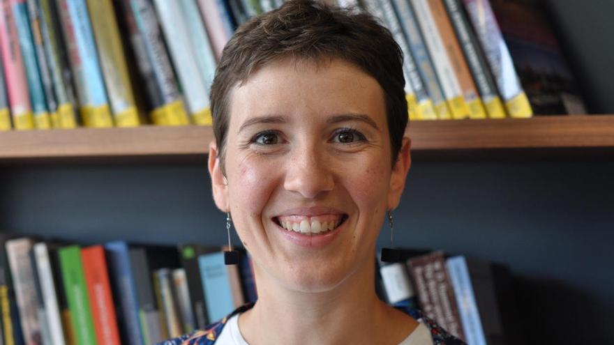 Sophie Lemaître, abogada e investigadora del  Centro de Recursos Anticorrupción U4, en Noruega.
