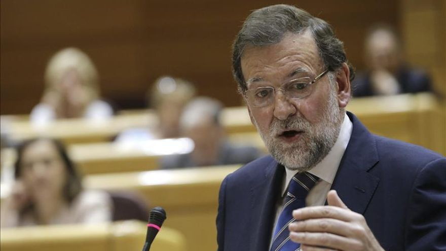 Rajoy podría no volver a comparecer en el Senado en lo que resta de mandato