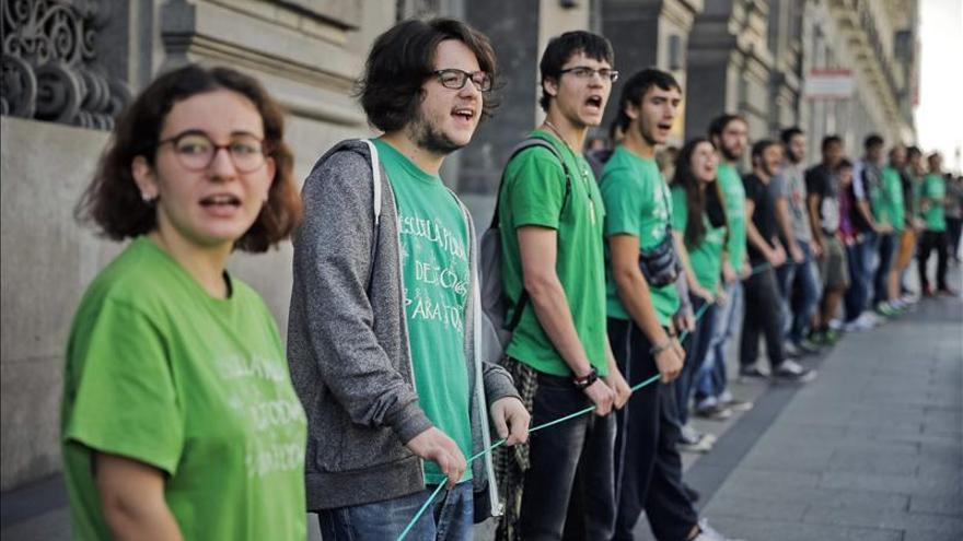 El Sindicato de Estudiantes plantea una huelga de 72 horas antes de las elecciones