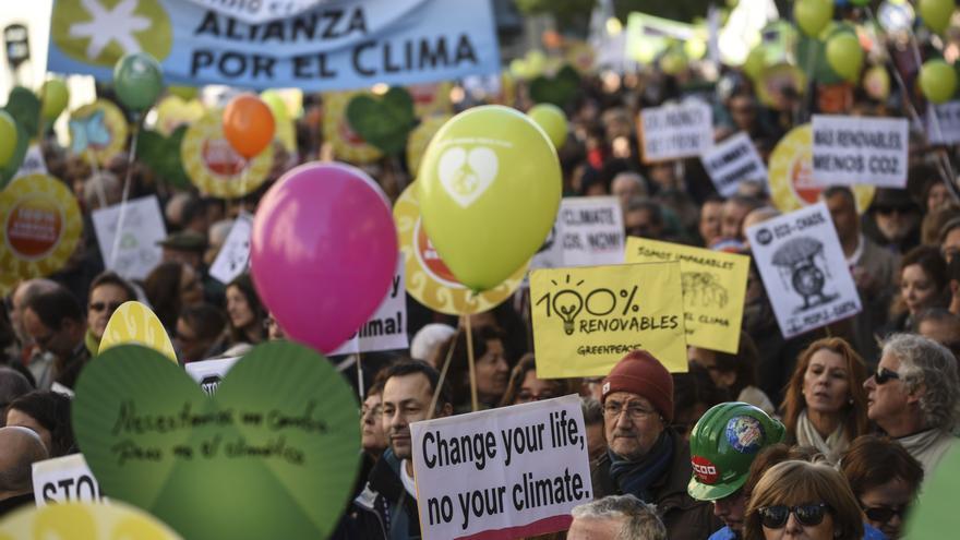 Manifestación 29 de noviembre