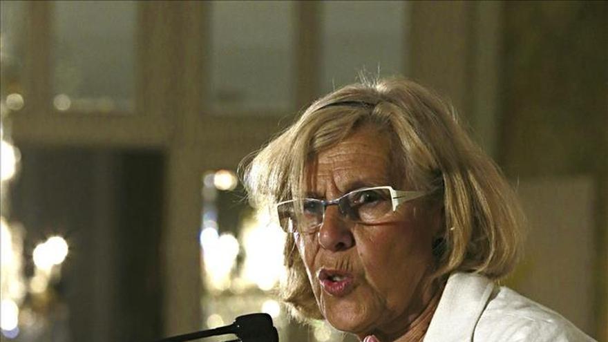 Carmena se querella contra los trabajadores que la acusan de alzamiento de bienes