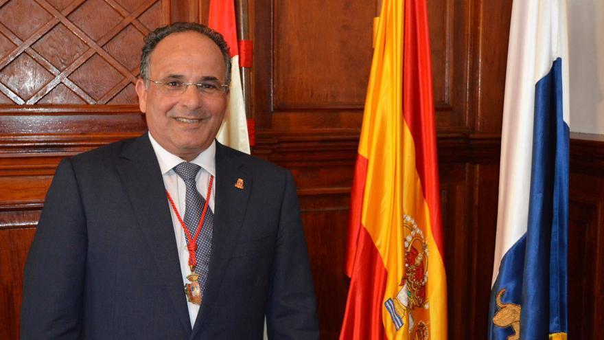 Víctor Chinea, teniente de alcalde de San Sebastián de La Gomera