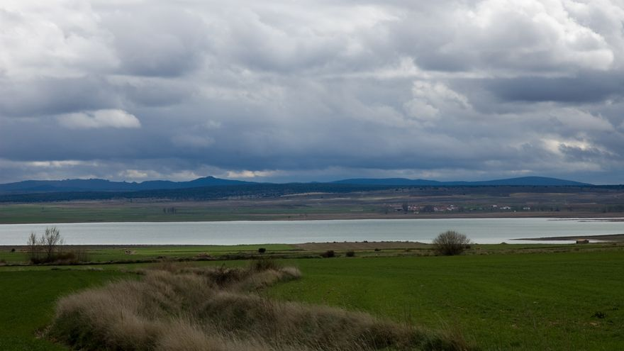 Laguna de Gallocanta.
