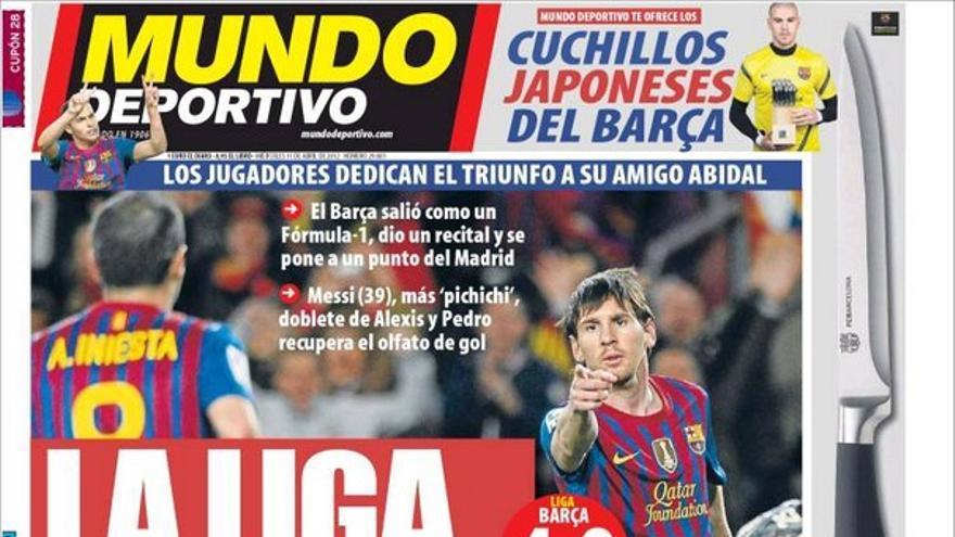 De las portadas del día (11/04/2012) #14