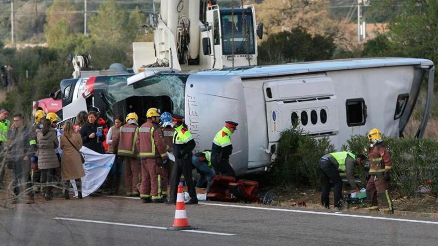 El Govern convocará cumbre para consensuar medidas de seguridad en autocares
