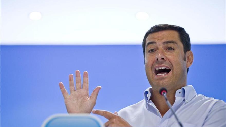 Moreno se pregunta quién manda en el PSOE ante las contradicciones entre Sánchez y Díaz
