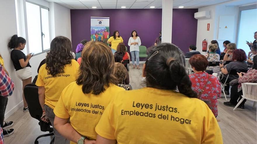 Colectivos antirracistas como SEDOAC reclaman una regularización extraordinaria para las personas sin papeles