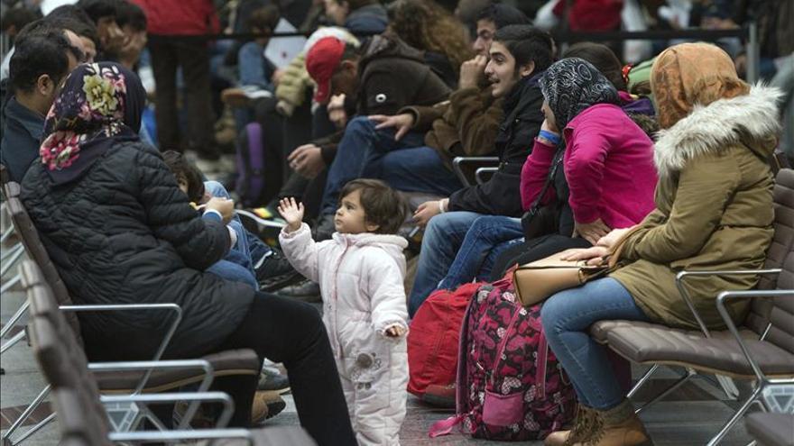 Más de 900.000 refugiados registrados en Alemania en lo que va de año