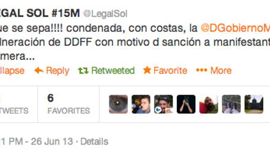 Post Carta Cifu 8 -Tweet LegalSol