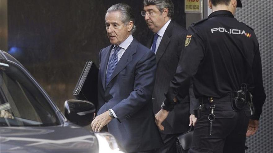 El juez Andreu ordena el embargo de los bienes de Miguel Blesa