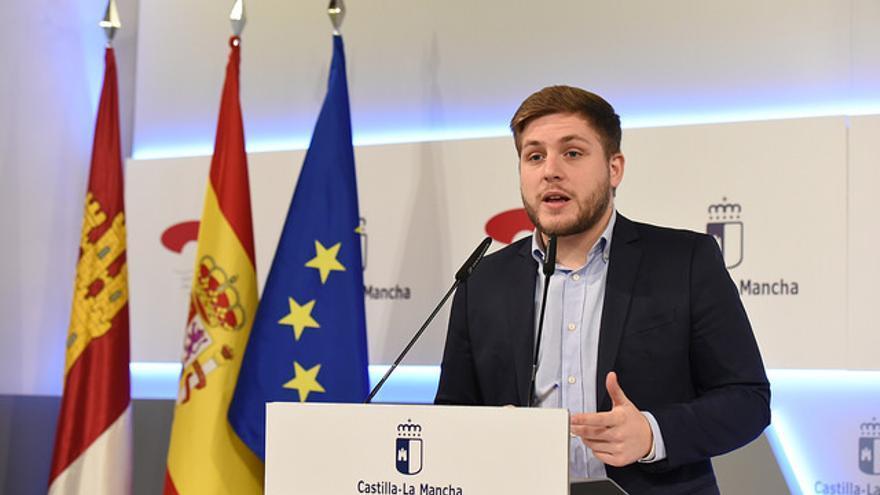 El portavoz de la Junta de Castilla-La Mancha, Nacho Hernando / JCCM