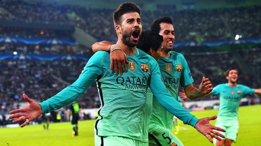 Piqué arremete contra 'Estudio Estadio' por sus encuestas sobre el Barcelona