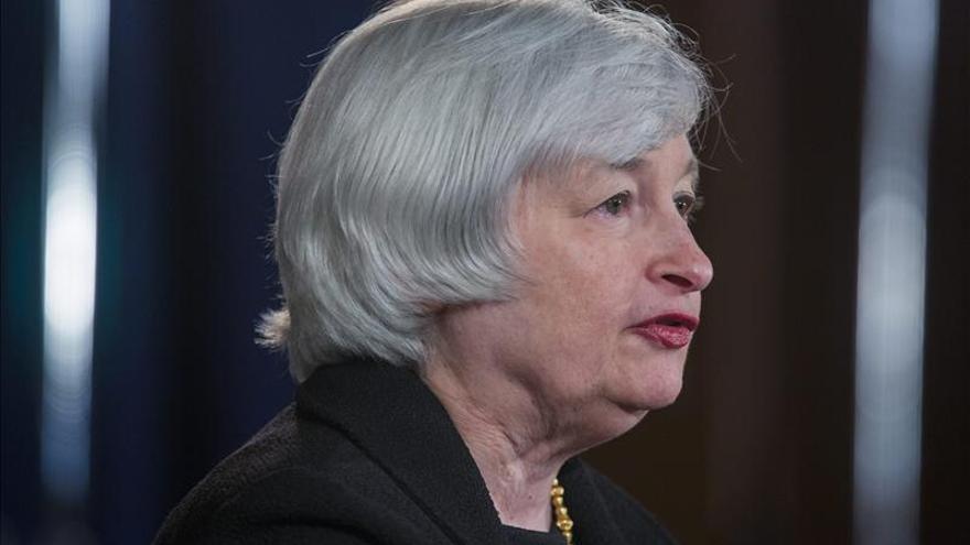 La Reserva vigila el impacto de la débil economía mundial en el repunte de EE.UU.