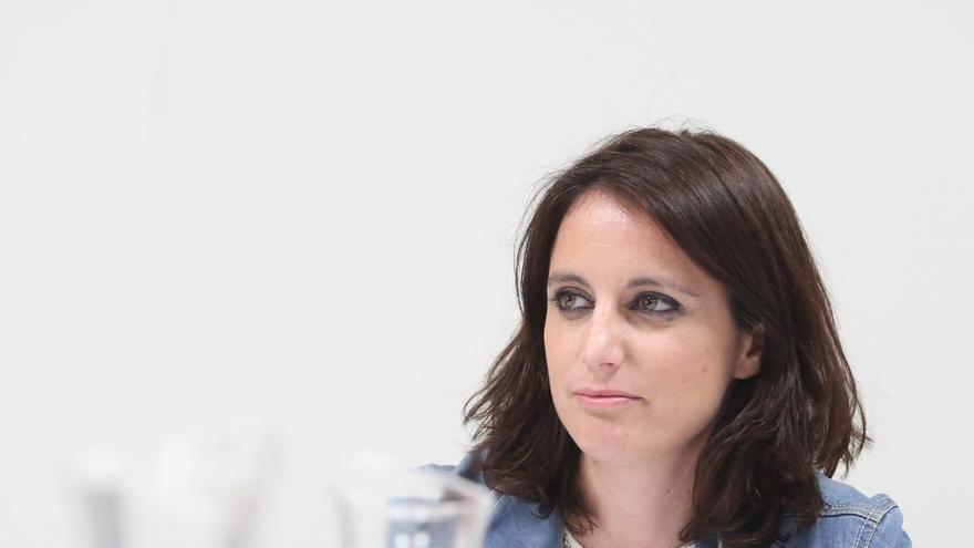 """Andrea Levy asegura que es """"evidente"""" que el pacto con C's """"sigue vigente"""""""