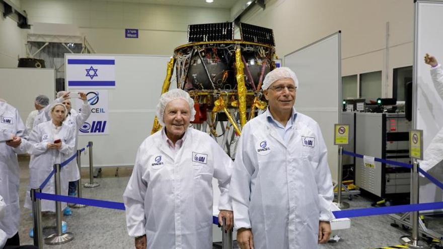 Israel llegará a la Luna en misión no tripulada en febrero de 2019