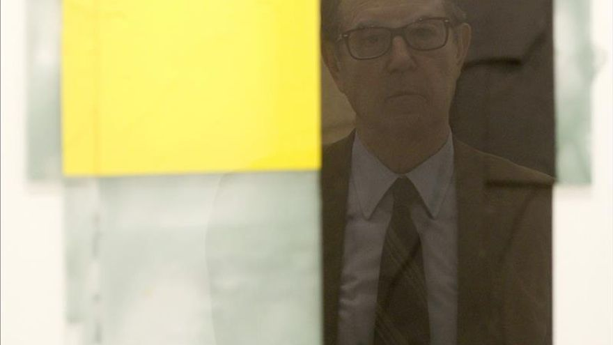 La feria DeArte 2014 reconoce la trayectoria de Rafael Canogar