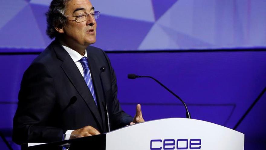 La CEOE pide una legislación laboral que se adapte a la realidad