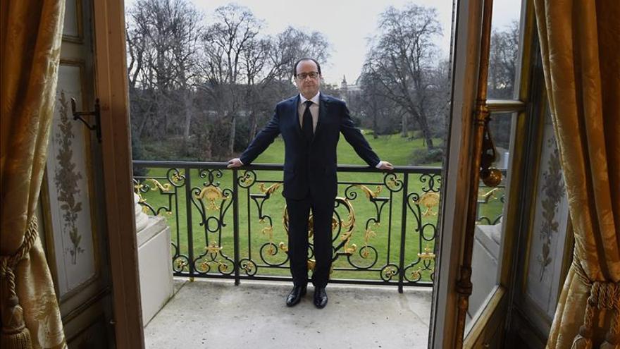 Hollande viajará a Cuba en la primera visita oficial de un presidente francés