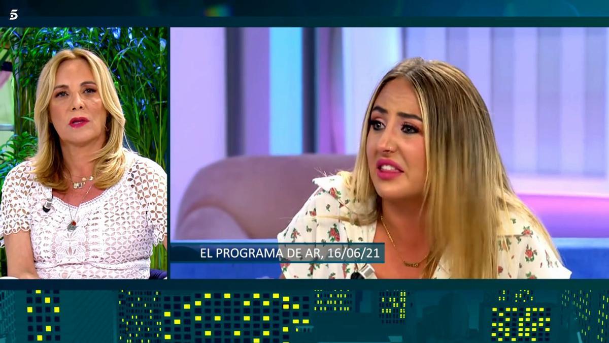 Belén Rodríguez en 'Viernes Deluxe'