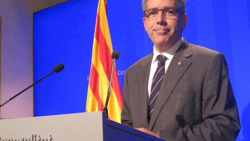 """La campaña informativa del gobierno catalán sobre el 9N se mantiene """"a todos los efectos"""""""
