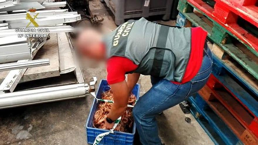 Tres investigados por robar 2.000 euros en cobre de una desaladora de Fuerteventura