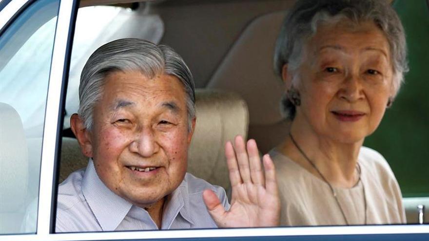 La Casa imperial nipona desmiente los planes de abdicación de Akihito