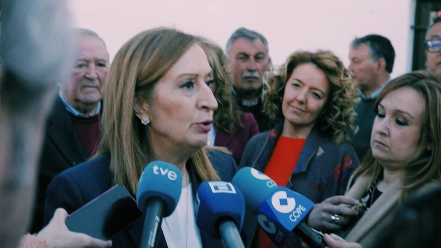 "Ana Pastor (PP): ""Soy bastante socialdemócrata"""