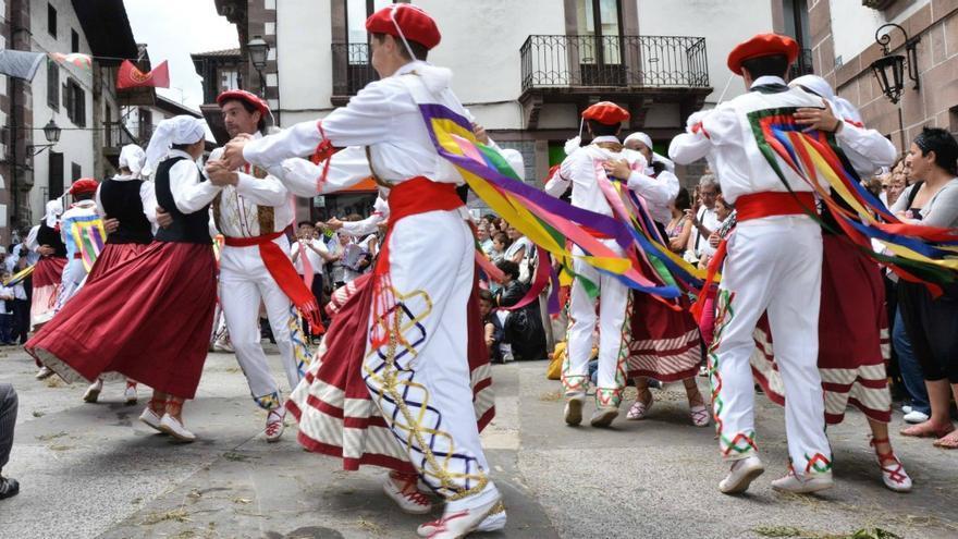Fiesta en San Millán