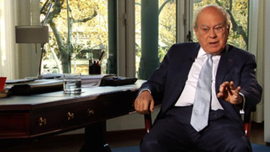 Jordi Pujol. (EUROPA PRESS)