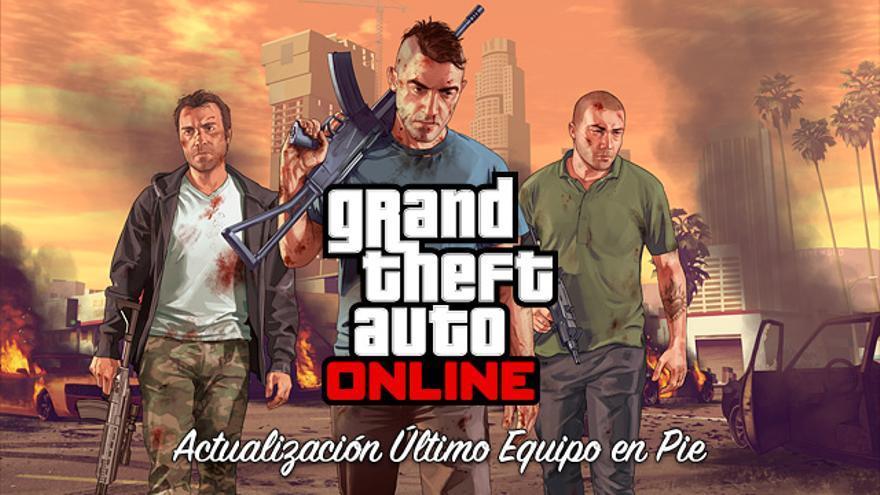 Último Equipo en Pie para GTA Online