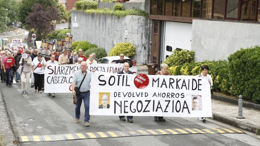 """Ordaindu critica la """"no colaboración"""" del Grupo Fagor hacia los afectados por el cierre de la cooperativa"""