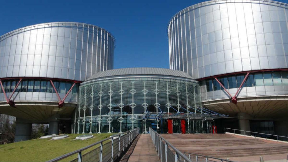 Sede del Tribunal Europeo de Derechos Humanos en Estrasburgo.