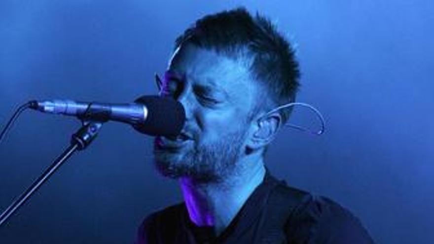 Thom Yorke: 'La caída de la industria musical no será una gran pérdida para el mundo'
