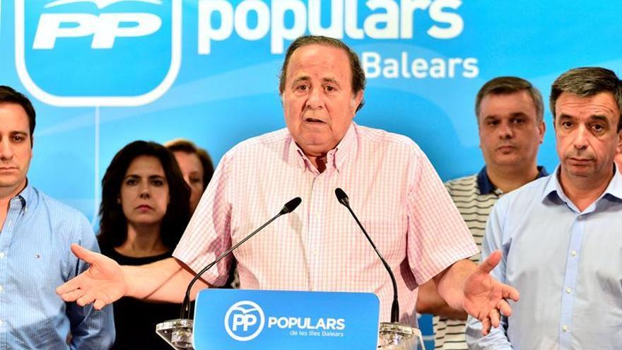 Expresidente del PP de Palma, investigado en un caso de corrupción policial