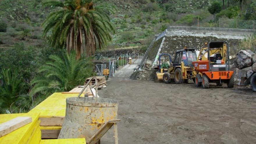 De las obras ilegales en Agaete #1