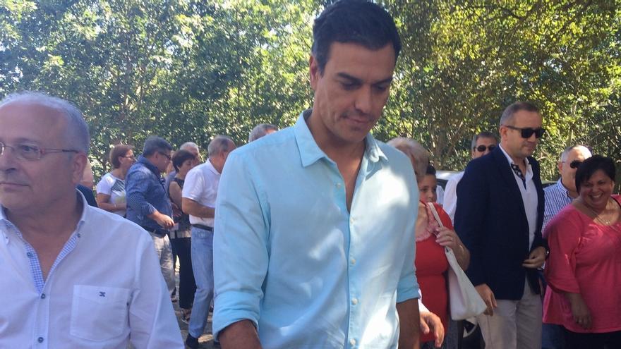 """Sánchez trabajará """"sin descanso"""" para entenderse entre """"las fuerzas del cambio"""" y """"poner fin al fracaso de Rajoy"""""""