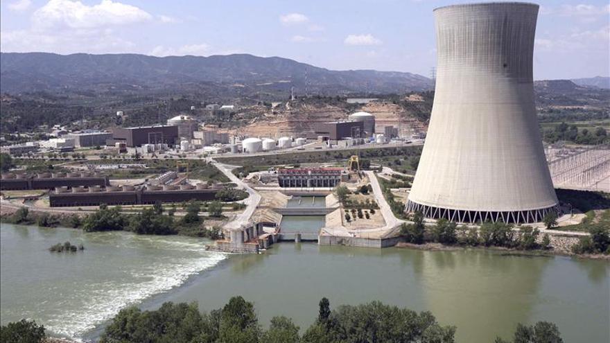 """La central nuclear de Ascó registra un """"pequeño derrame"""" de agua contaminada"""