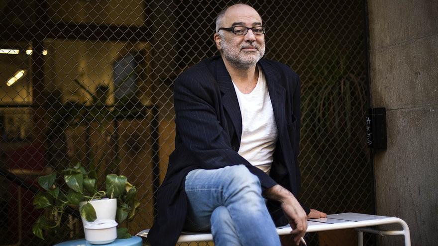 Guillem Martínez és periodista i guionista televisiu