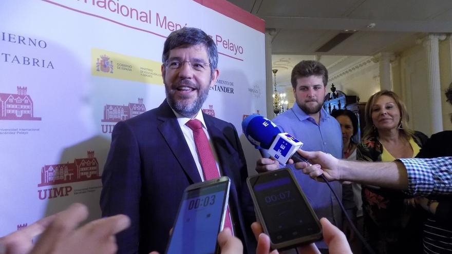 """Alberto Nadal cree """"claves"""" los PGE 2018 para la creación de empleo y el crecimiento económico"""