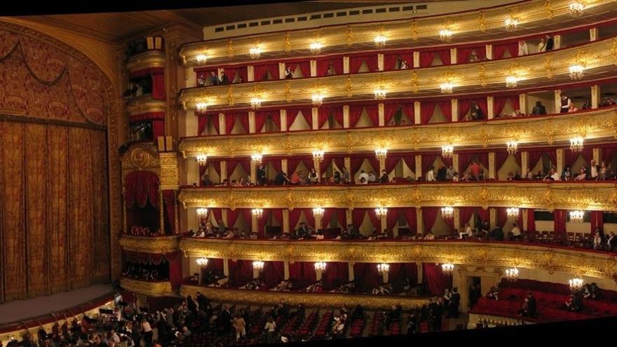 Los carrillos del Teatro Real