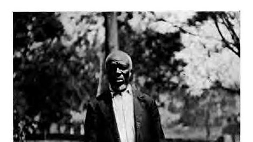 Cudjo Lewis, el último superviviente del comercio de esclavos entre África y Estados Unidos