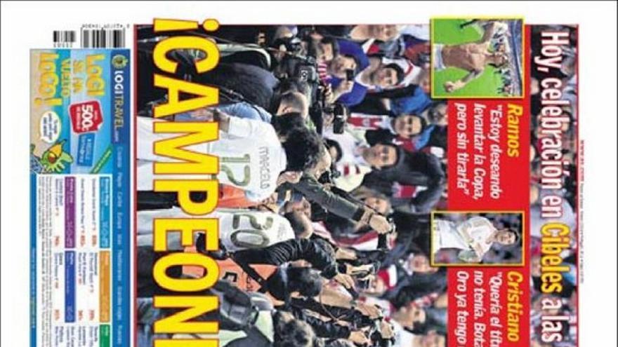 De las portadas del día (03/04/2012) #13