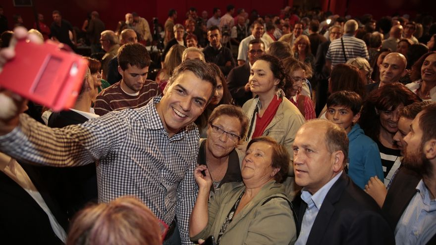 Sánchez se volcará esta semana en Galicia y País Vasco pero no cree que el resultado del 25S afecte a sus planes