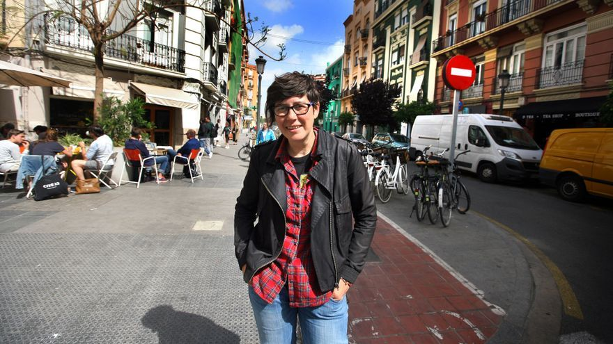 Pilar Lima (Podemos), senadora territorial valenciana