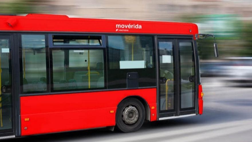 Desconvocada la huelga de autobuses en Mérida al reducirse el número de despidos